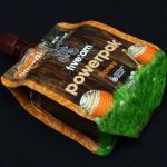 Bio-Joghurt Verpackung