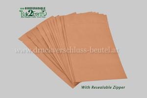 Kraft regarder des sacs en papier