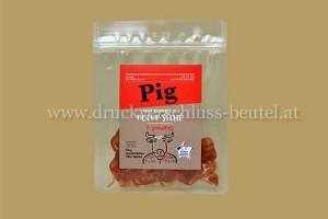 Trockenfleisch Jerky Verpackung